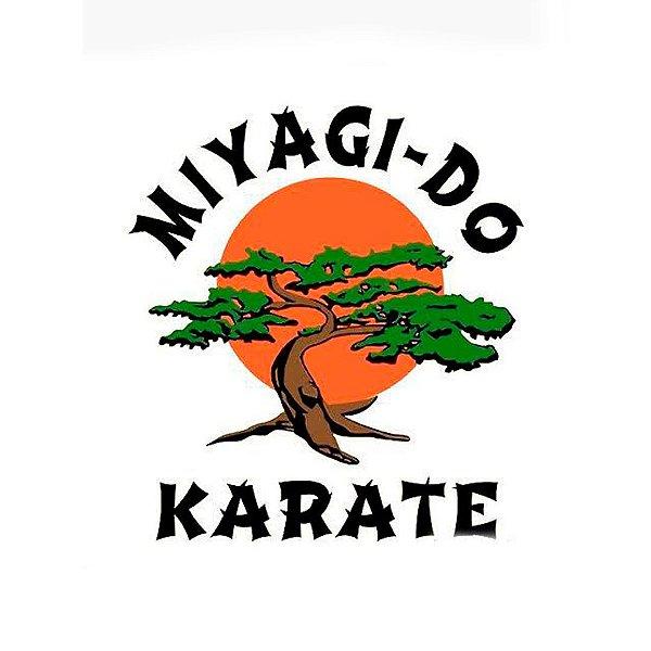 Camiseta Miyagi-Do infantil