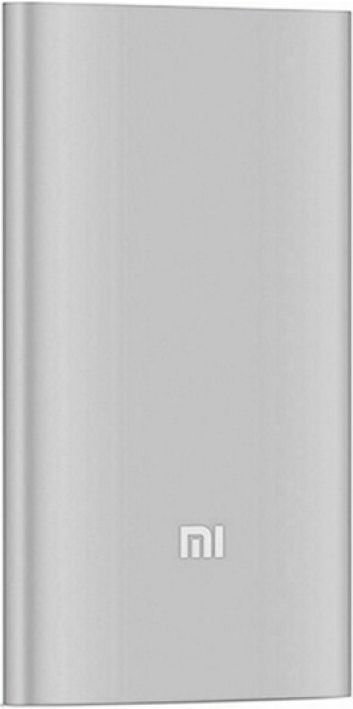 Xiaomi Power Bank 5000mAh Prata