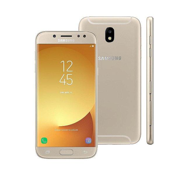 Smartphone Samsung Galaxy J7 Pro 32gb Dourado