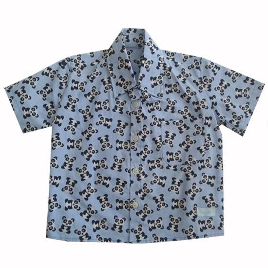 Camisa Pandinhas