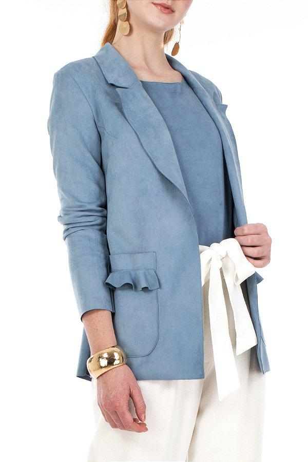 Blusa Anna Azul