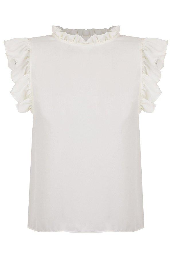 Blusa Maraú Branca