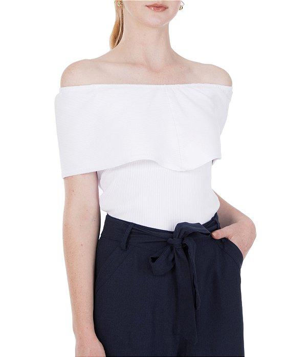 Blusa Eva Branca