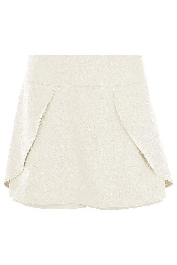 Shorts Saia Caravelas Off White