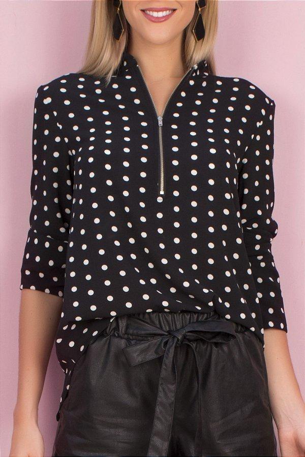 Camisa Fabi Black