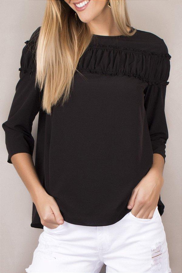 Blusa Catarina Black