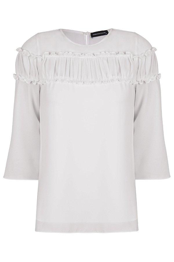 Blusa Catarina White