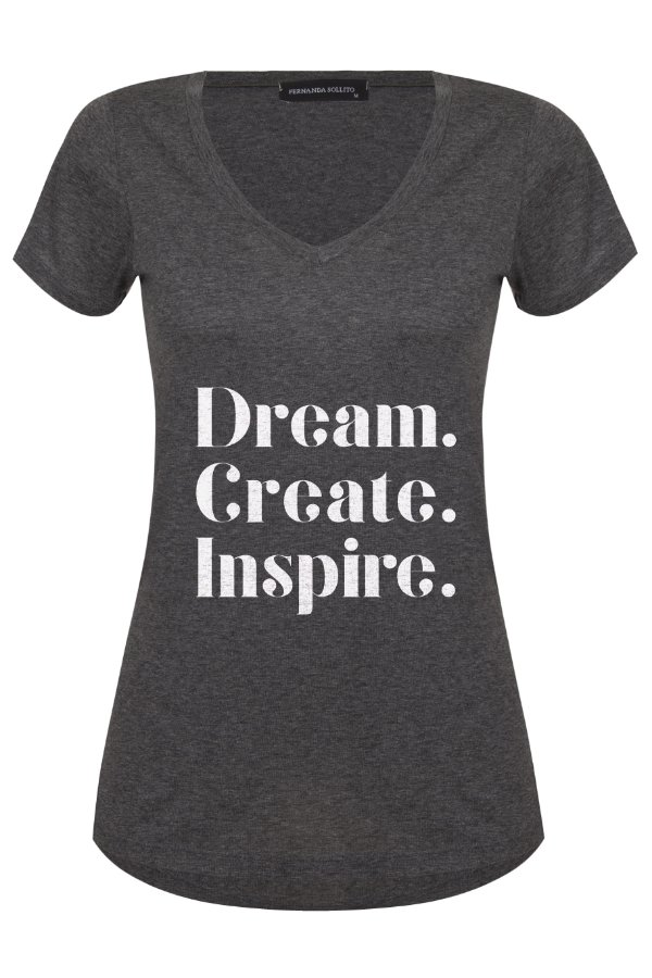 T-shirt Dream Mescla