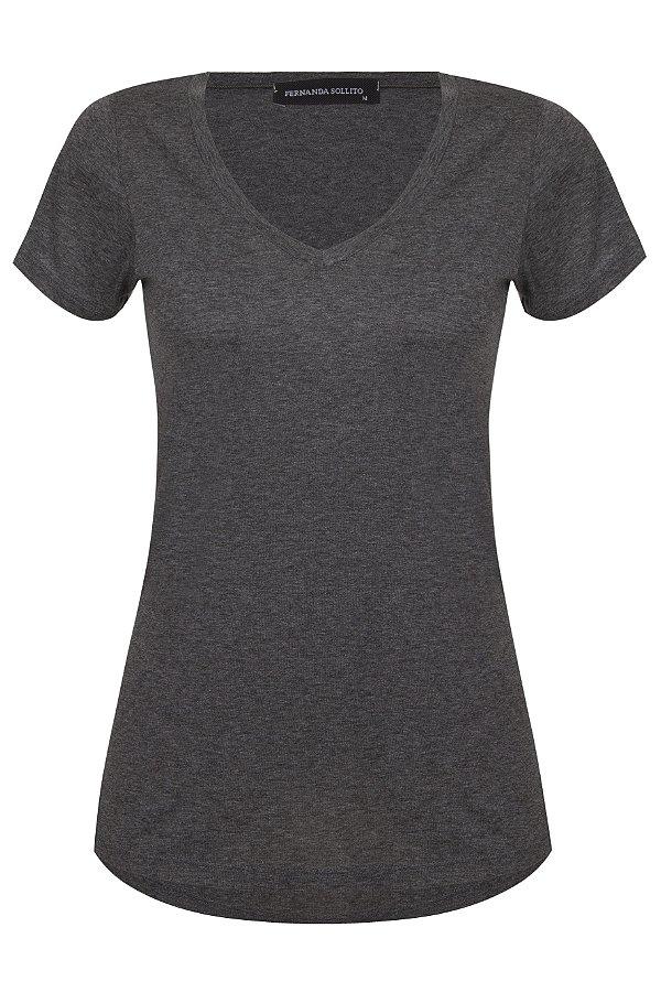 T-shirt Basic Mescla V