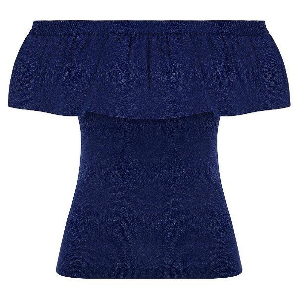 Blusa Rhona Azul