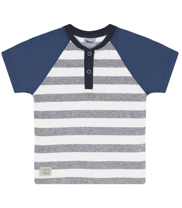 47cdf5080f Camiseta Listrada Infantil Masculina - Camiseta Manga Curta para ...