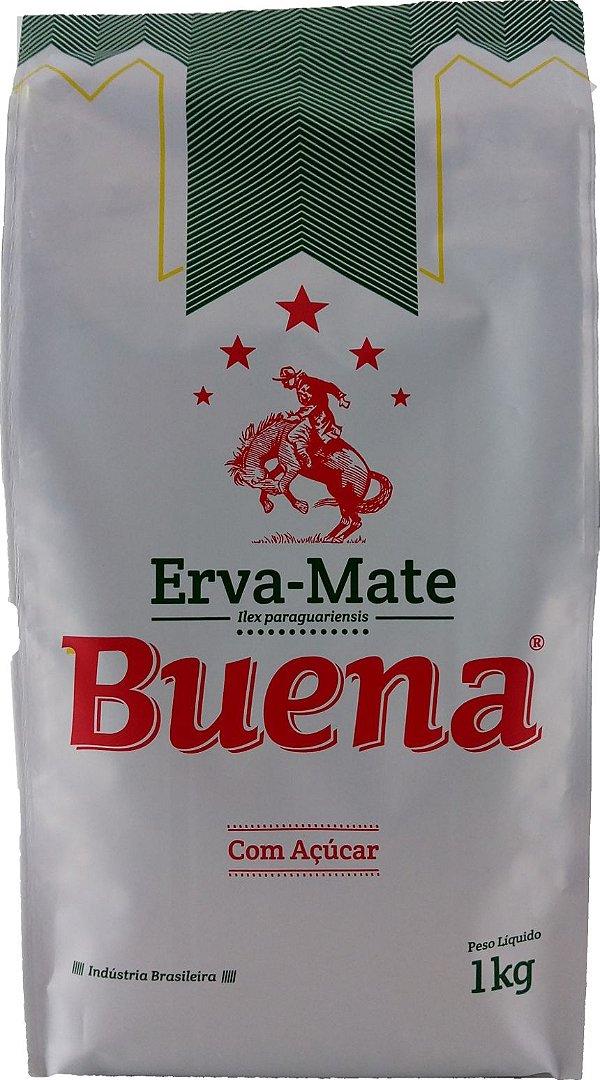 Erva Mate Buena Suave - 1 Kg