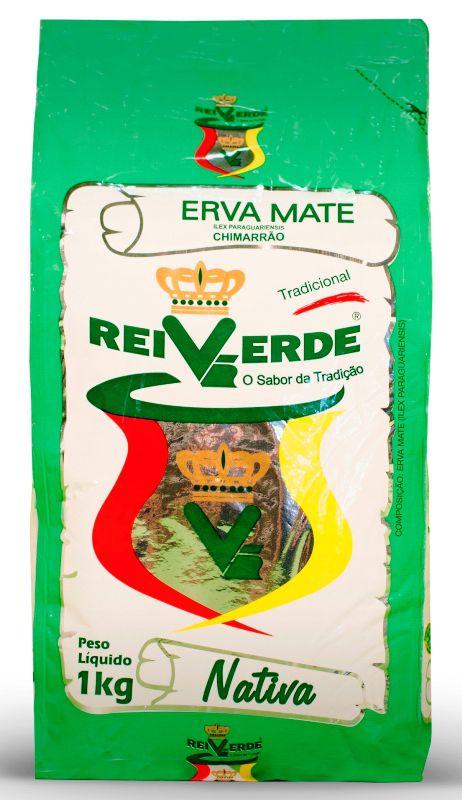 Rei Verde Nativa Tradicional 1 kg