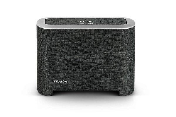 CAIXA DE SOM PORTÁTIL FRAHM – HS 2.1 BT - Home Speaker 2 em 1