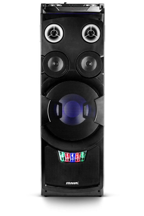 MINI SYSTEM TORRE FRAHM – TWS5000 BLUETOOTH USB - 5000W Musical