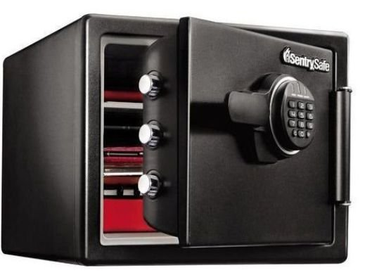 Cofre Anti-Chamas Digital Sentry Safe SFW082ESB