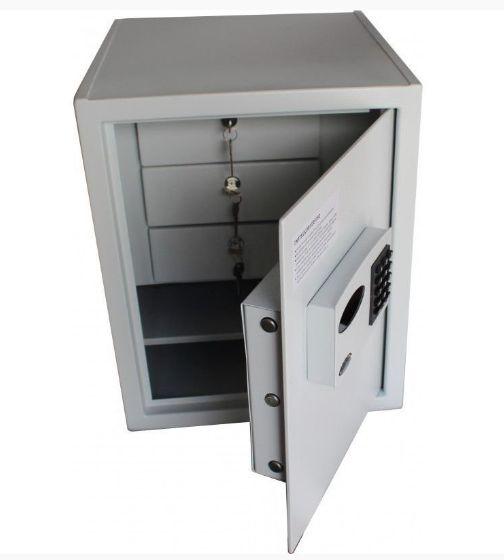 Cofre Digital Eletrônico Company  C/ 3 Gavetas com chave