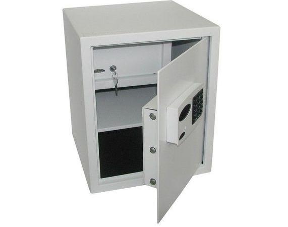 Cofre Eletrônico Company Plus 1 gaveta interna com chave