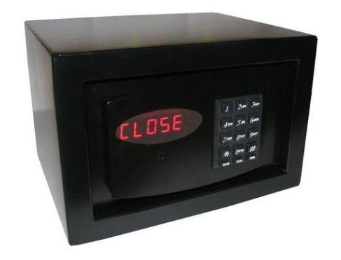 Cofre Digital Automático Mod. Personal Black