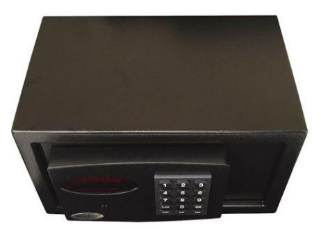 Cofre Digital Eletrônico Mod. Personal Black
