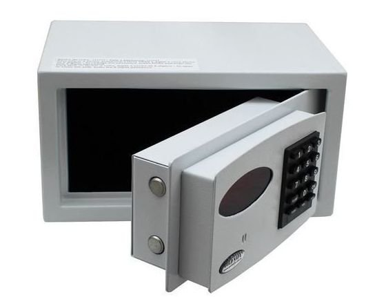 Cofre Digital Eletrônico Mod. Box