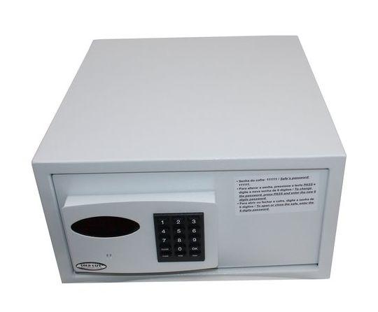 - Cofre Digital Eletrônico Mod. Slim P/ Notebooks