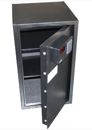 - Cofre Digital Eletrônico Seven Black