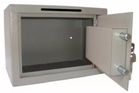 Cofre Mecânico Pequeno C/ Boca de lobo coletora e chave multiponto V-1
