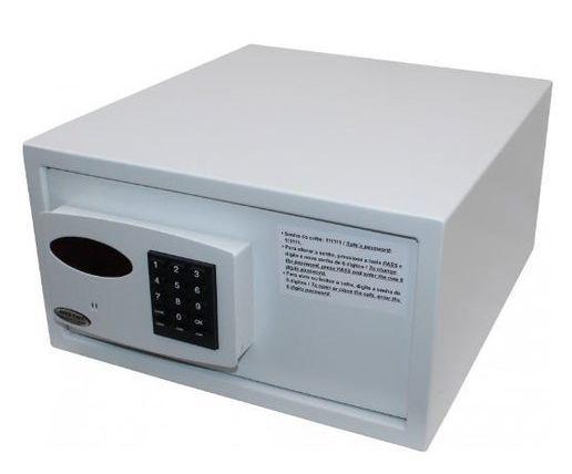 Cofre Digital Eletrônico Hotels Mod. Slim - 21x38x42cm (AxLxP)