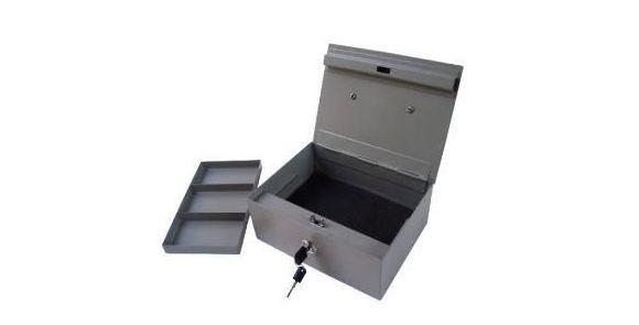 Porta Jóias/valores Pequeno com Chave