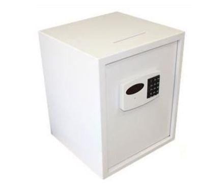 Cofre Eletrônico Boca de Lobo Smart Company  - Sistema de Retardo