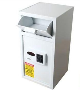 Cofre com sistema de Retardo de Abertura e boca de lobo coletora - Smart Store 680