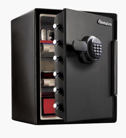 - Cofre Anti Chamas Eletrônico SFW205EVB - Sentry Safe