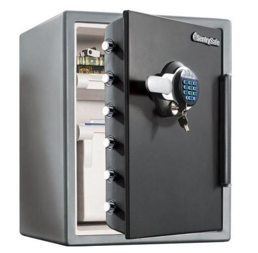 Cofre Anti Chamas Eletrônico SFW205GPC Proteção contra Fogo