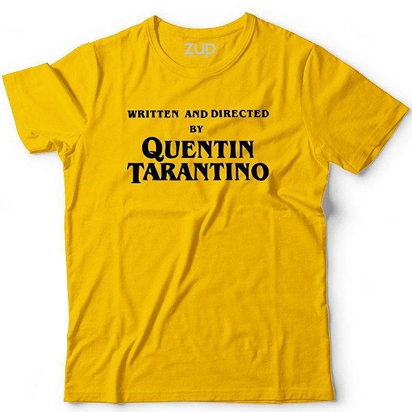 Camiseta by Quentin Tarantino