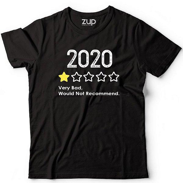 Camiseta 2020 Very Bad