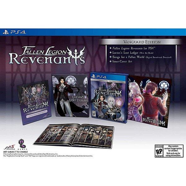 Fallen Legion Revenants Vanguard Edition - PS4