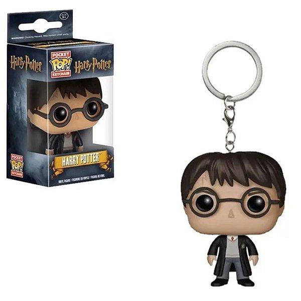 Chaveiro Funko Pop Pocket Harry Potter In Hogwarts Uniform