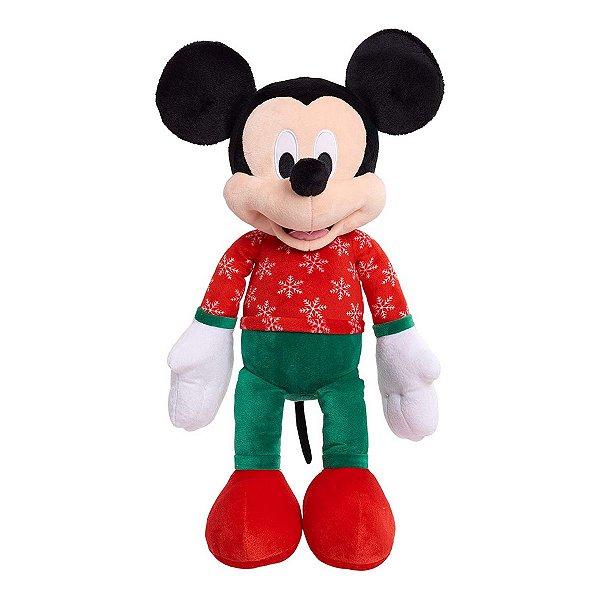 Pelúcia Disney Mickey Mouse 2020 Holiday Plush