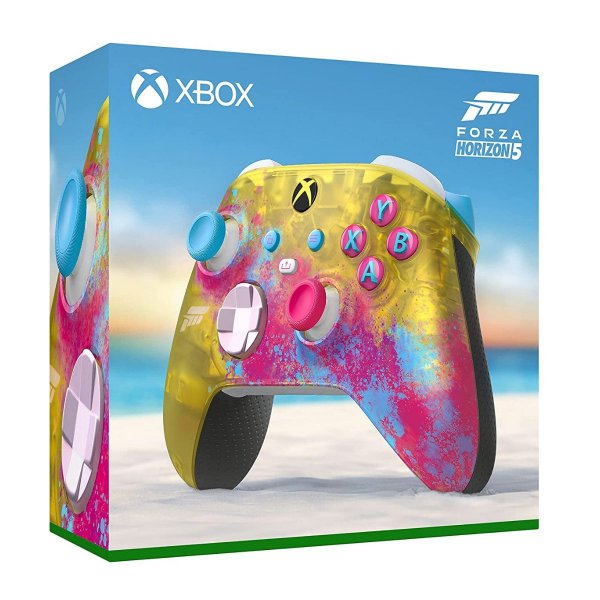 Controle Xbox Forza Horizon 5 Limited Ed. - Xbox Series X/S, One e PC