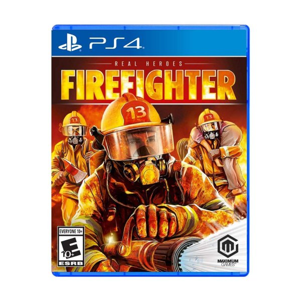 Real Heroes Firefighter - Ps4