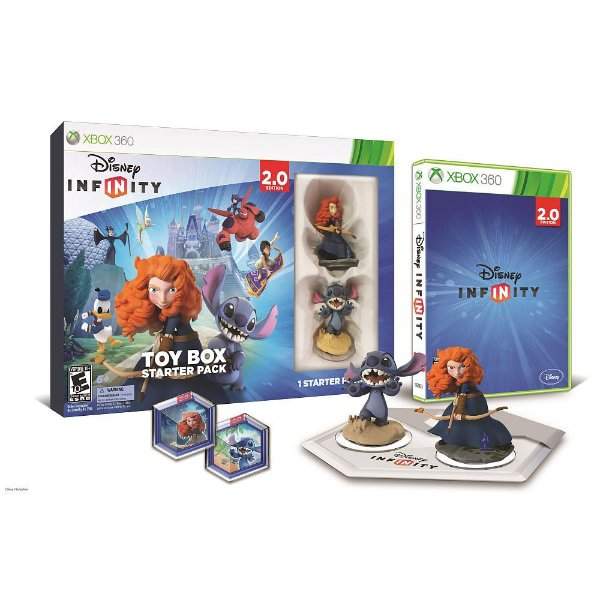 Disney Infinity Originals Toy Box Starter Pack (2.0 Edition) Xbox 360