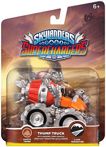 Skylanders SuperChargers: Vehicle Thump Truck