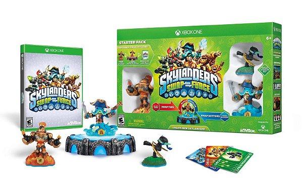 Skylanders Swap Force Starter Pack Xbox One
