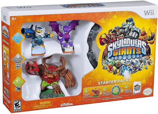 Skylanders Giants Starter Kit Wii