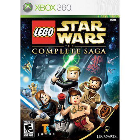Lego Star Wars The Complete Saga - Xbox 360