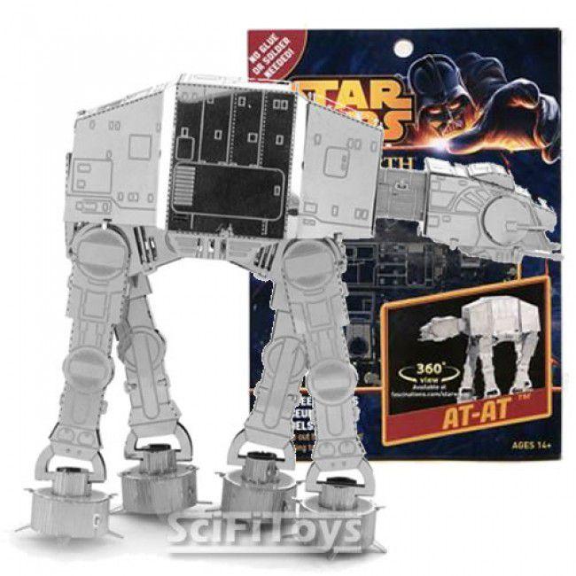 Star Wars Kits 3D Metal Model AT-AT