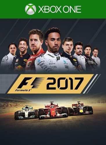 Formula 1 F1 2017 - Xbox One