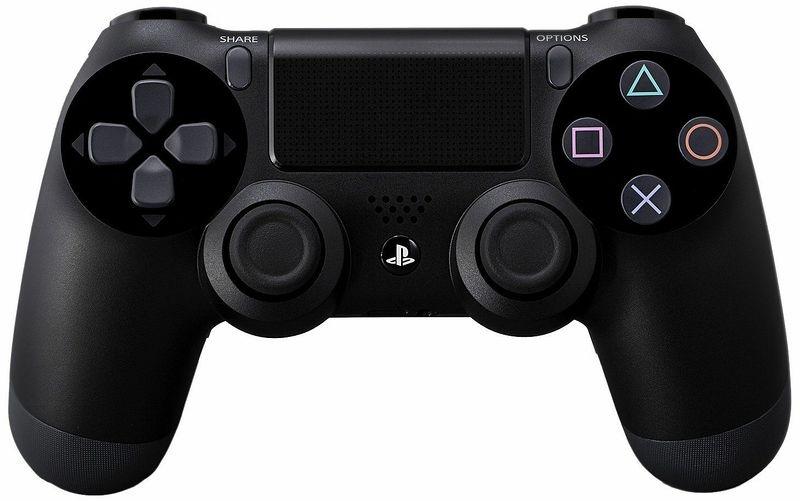 Controle Dualshock 4 Wireless Black Preto - PS4