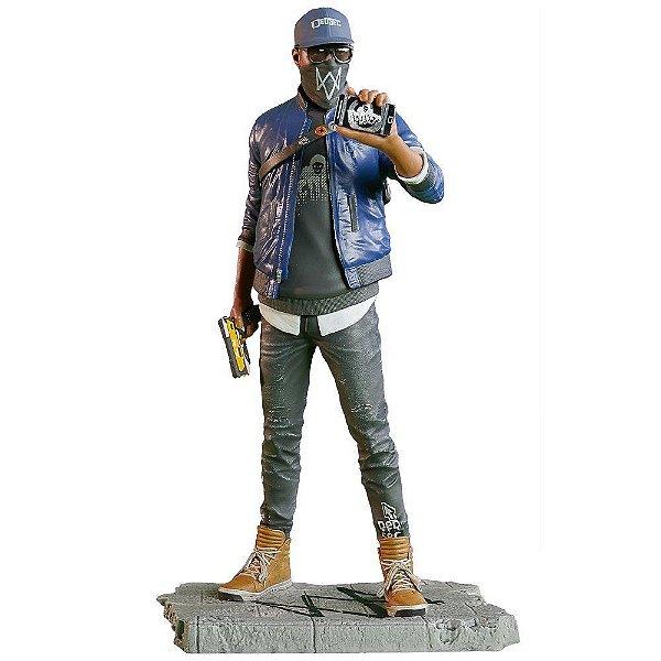 Ubisoft Watch Dogs 2 Marcus Figurine Statue